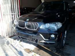 Bmw x5 model 2007 full 7 seats