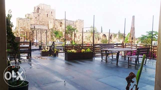 Restaurant for rent in Jbeil