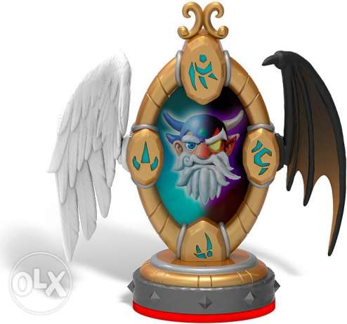Mirror of Mystery For Skylanders game on Ps4