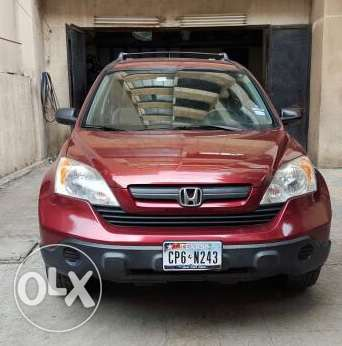 Honda Crv LX 2009 clean car fax