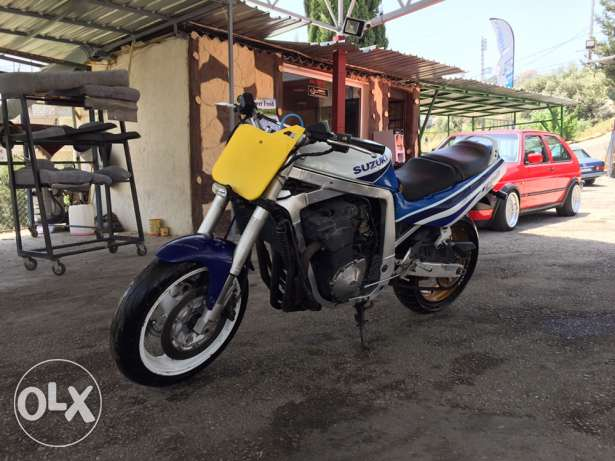 Motorcycle 1100 for sale or trade on car