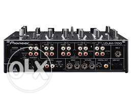 Pioneer DJM-700 4-Channel DJ Digital Mixer