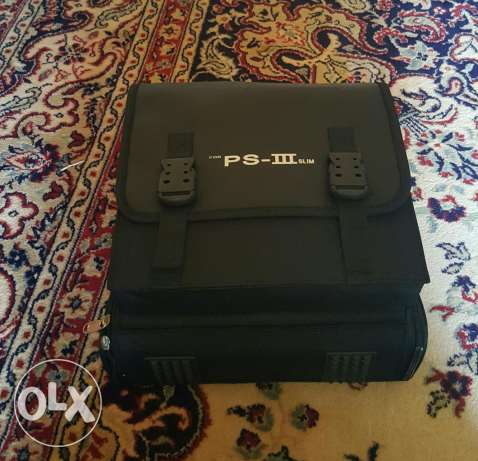 PS3 Slim( Masikteen + 8 Games + Bag + HDMI Cable)