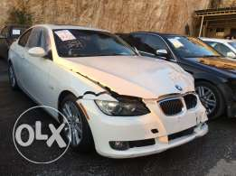 BMW 328CI 2009 White Sport Package