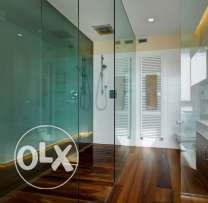 securite glass work for bathrooms