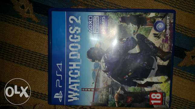 Watch dogs 2 for sale very clean
