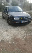 Golf 3 for salle