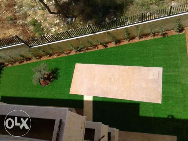 Bchamoun - Wonderful apartment 187 m2 plus 170 m2 with garden