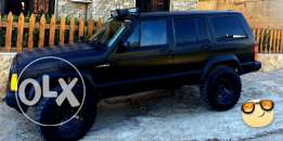 Jeep cheeroke XJ