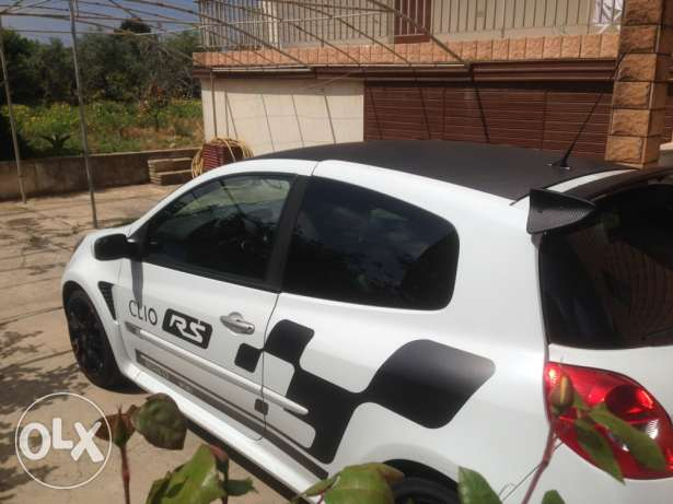 renault clio 3 rs in very good condition