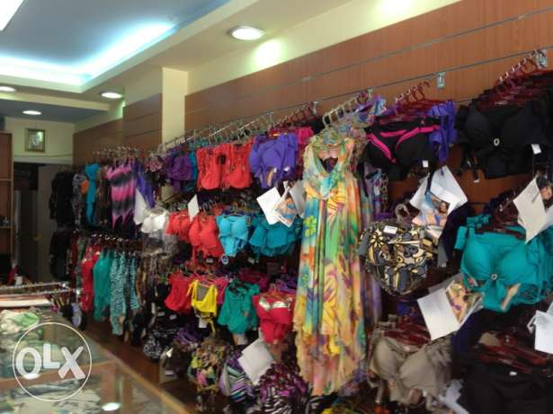 Female employee needed for a swimwear shop in mansourieh