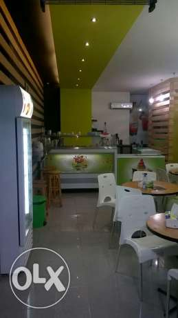 Shop for rent in Anfeh (initially cocktail shop/café)