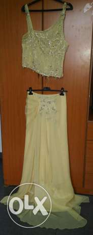 Dress for wedding or occassions used for sale in excellent condition