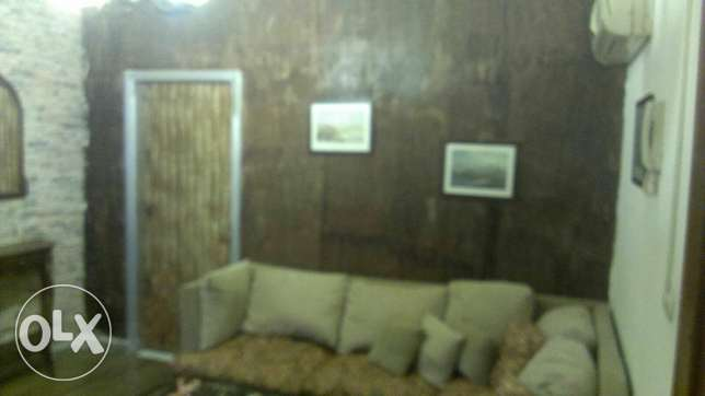 Ainlmrysi , One bedroom, one Salon , kitchin , bathroom , Balkon,Wifi ميناء الحصن -  1