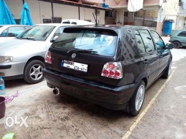 Golf 3 for trade