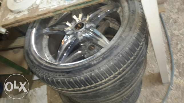 Tires and rims infinity بعبدا -  4