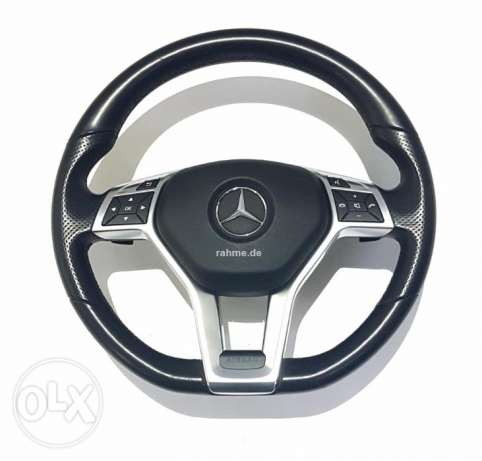 Mercedes Steering Wheel For E-W207,E-W212,CLS-W218 ديريكسيون مرسيدس