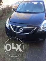 Nissan Versa 2014 very clean car with 46000 mileage