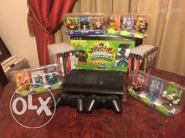 PS3 Slim Skylanders Swapforce Edition