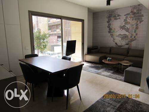85sqn Furnished Apartment for Rent Ashrafieh Mar Michael