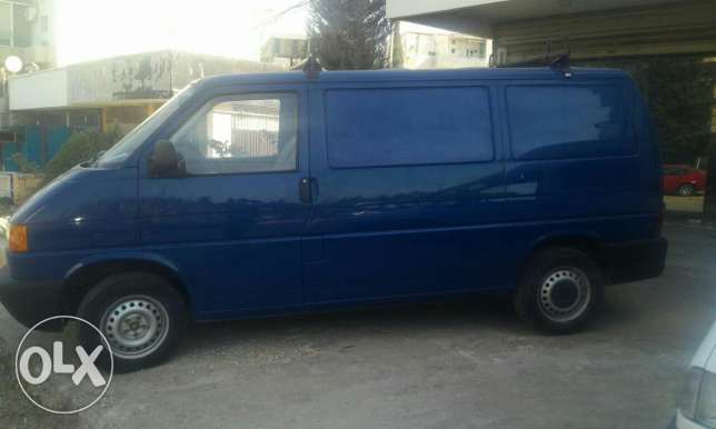 Wv transporter 1998 blue الكورة -  2