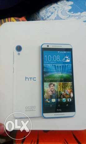 Htc desire 820g+ 16gb with 2 years warranty very good condition with box and all accesories . Or trade برج ابي حيدر -  1