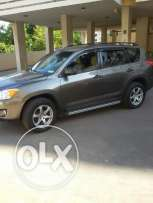 Rav4 2010 in a very good condition