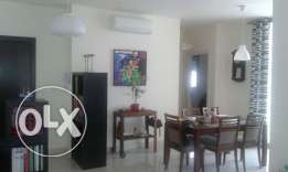amh175Furn apart for rent in Achrafieh, Karm El Zeitoun area, 125m2