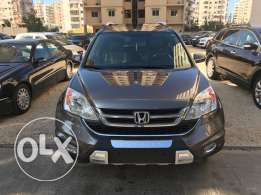 honda crv exl 4wd ajnabi full options