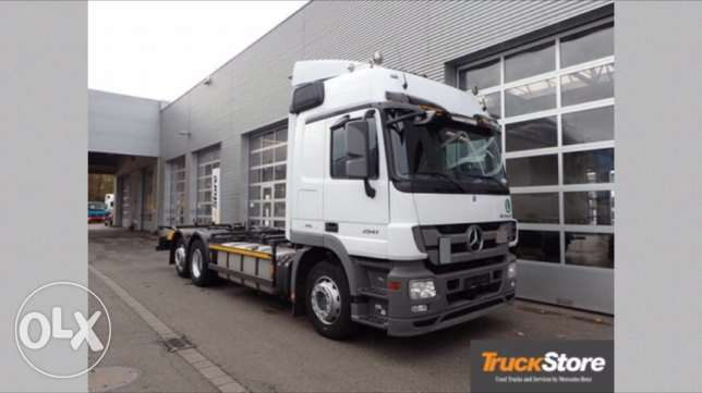 Actros 2541 صور -  2