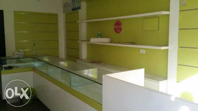 shop for rent St Takla street