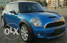 Mini S 2009 Blue Ajnabeye