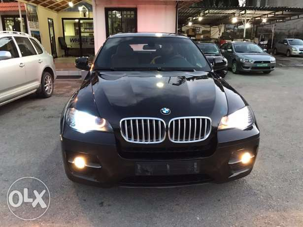 bmw x6 5.0i x drive model 2010 company source