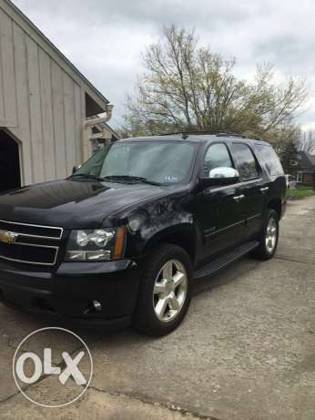 2010 Chevrolet Tahoe black clean carfax for sale
