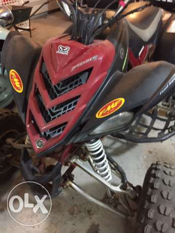 raptor atv Yamaha 700 cc for sale انطلياس -  2
