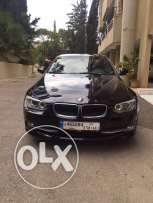 Bmw 320 convertable 2011 like new from company