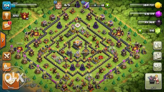 Clashe of clans