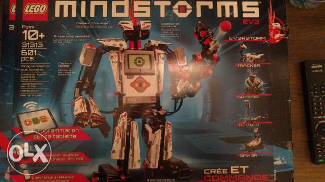 LEGO Mindstorms EV3 Full Kit Like New