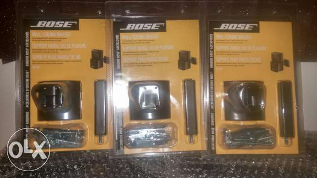 Bose speaker stand(by Piece)