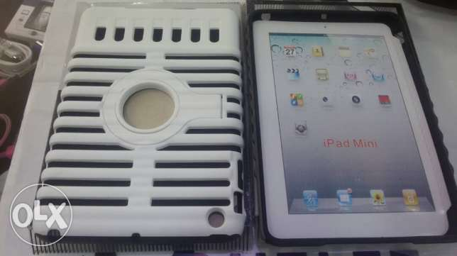 Cover ipad mini + ipad 5 + ipad 2/3/4