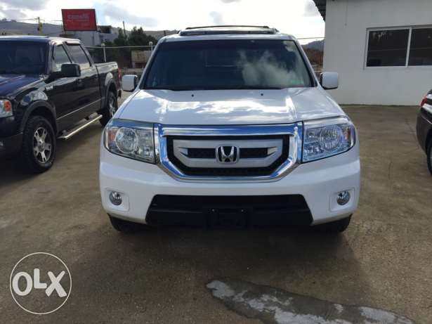 honda pilot 2011 abiad exl full option