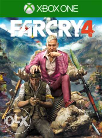 farcry4 xbox one
