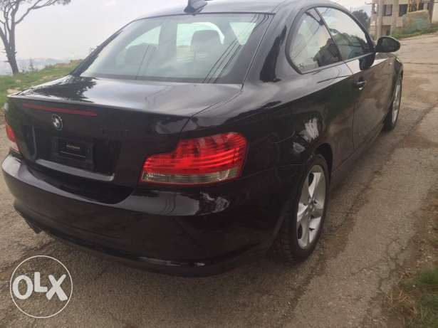 Bmw 128 I 0 accident kher2a
