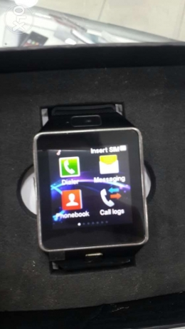 Smart watch with Camera and sim card + memory card فؤاد شهاب -  5