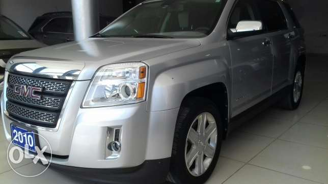 GMC Terrain SLT V6 AWD 4x4 2010 Fulloption camera