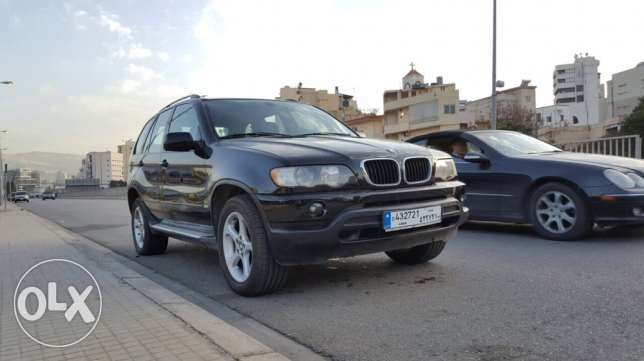 bmw x5 for sale 2002