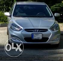Hyundai accent 2012 super super clean