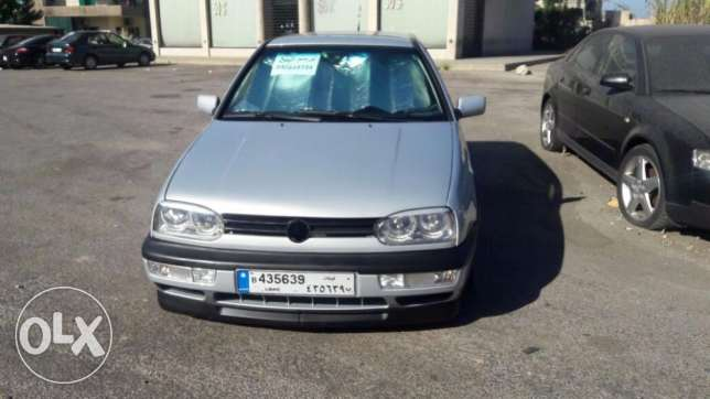 Golf 3 in a good condition كسروان -  3
