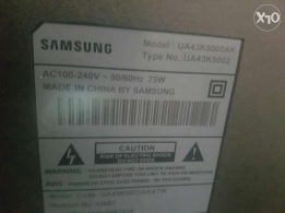 Tv samsung 43 inches full HD serie 5
