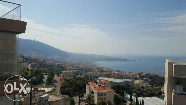 Reduced price for quick sale... Kfarhbab, panoramic view. New not used